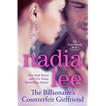 The Billionaire's Counterfeit Girlfriend (The Pryce Family Book 1) (English Edition)