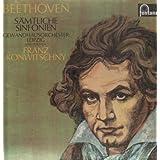 Beethoven. Sämtliche Sinfonien (die 9 Sinfonien) [Vinyl Schallplatte] [6 LP Box-Set]
