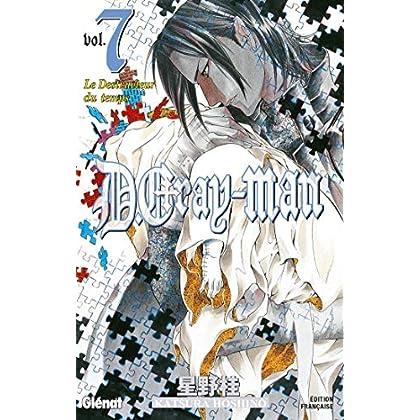 D.Gray-Man - Édition originale - Tome 07: Le Destructeur du temps