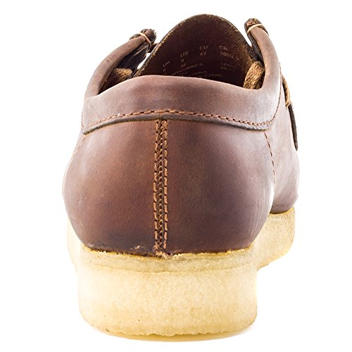 Mens Wallabee - Beeswax Marrone