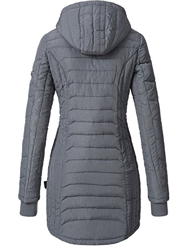 Sublevel Damen Mantel (XL, grau)