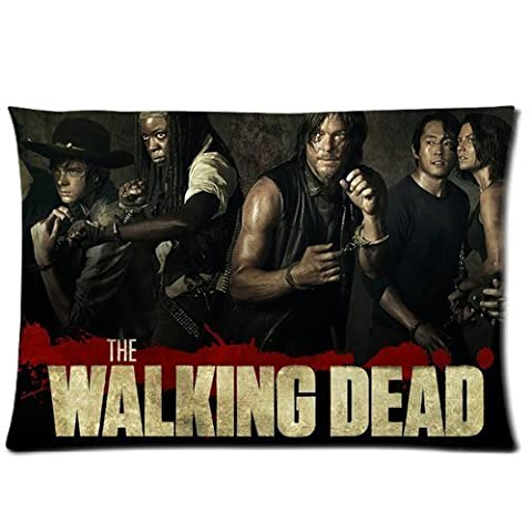 Terrible Zombies Teleplays Leading Role Custom Pillow case Pillowcover Sheets On Sale Pillowslips Sheet Sets Pillowcases 20x30 Inch