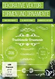 Über 200 dekorative Vektorformen und Ornamente (PC+Mac) - 4eck Media GmbH & Co.KG