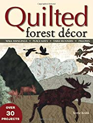 Quilted Forest Decor