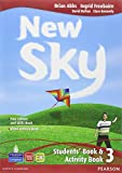New sky. Student's book-Activity book-Sky reader. Per la Scuola media. Con CD Audio. Con espansione online: 3