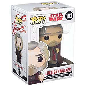 Funko Pop Luke Skywalker (Star Wars 193) Funko Pop Star Wars