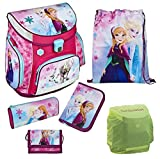Disney die Eiskönigin Schulranzen Set 6tlg. Scooli Campus Up Frozen FRQA8252-GR