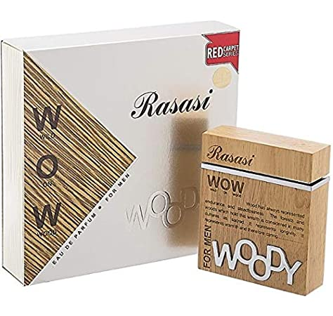 RASASI WOODY FOR MEN 60ML Rasasi UK