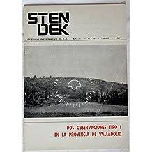STENDEK - Edición facsímil