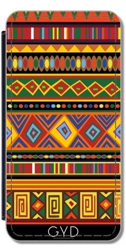 Custodia in silicone per Iphone 7 / Iphone 8 - Etnico Africa Arte by BluedarkArt Similpelle