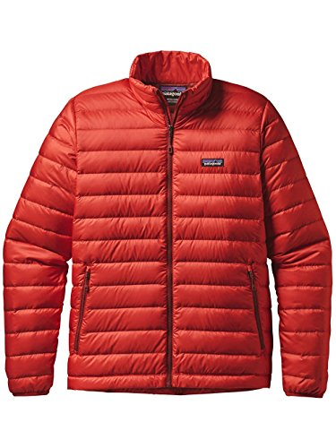 Patagonia Down Veste Homme Ramble Red