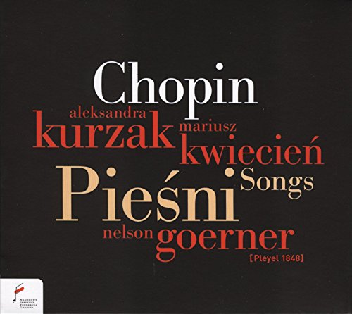 Chopin : Piesni / Songs
