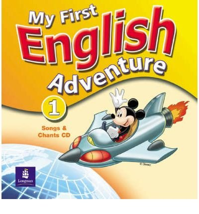 My First English Adventure Level 1 Songs CD (English Adventure) (CD-Audio) - Common