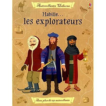 Habille : Les explorateurs