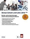 Stotax Gehalt und Lohn Plus 2015, CD-ROM