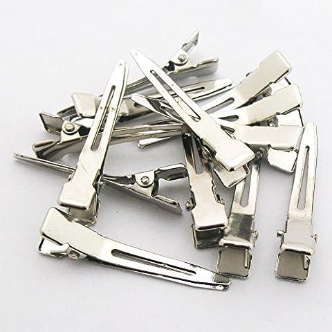 kingstons simple a clip Alligator pinces clips de sectionnement (Lot de 60)