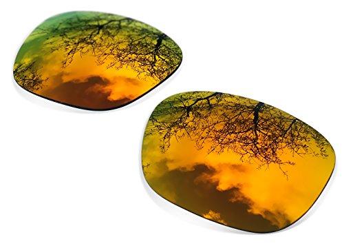 Sunglasses Restorer Lenti Polarizzate Fire Iridium di Riambio per Oakley Holbrook