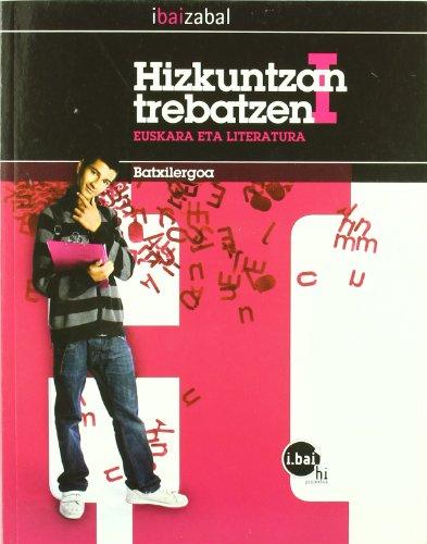 Hizkuntzan Trebatzen I -DBHO 1+2- por Itziar Arrizabalaga