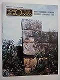 """MONDO ARCHEOLOGICO Mensile di Archeologia, Paleontologia,Speleologia,Mineralogia, Arti n.° 8 Ottobre 1976"""