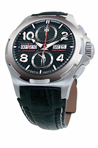 Alexander Shorokhoff Chronograph Valjoux 7750 Automatik Mechanisch Luxus