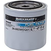 Quicksilver - Filtro de combustible separador de agua 35-802893Q01