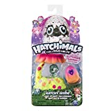 Hatchimals CollEGGtibles — Glittering Garden Hatchy Home Light-up Nest with Exclusive Season 4 Hatchimals CollEGGtibles, for Ages 5 and Up