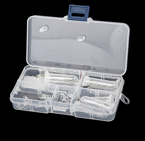 ma-on espectáculo gafas almohadillas de nariz tornillos de Kit de reparación de destornillador conjunto de herramientas