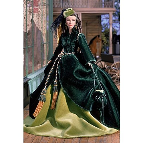 Doll Peachtree Drapery Treasures Collectible Timeless StreetThe Ohara On 2001 Dress Scarlett q5A4L3Rj
