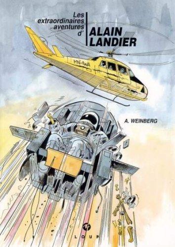Alain Landier 2 por Weinberg