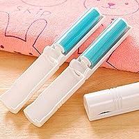 EQLEF® 1Pcs lavabile Lint polvere di rimozione dei capelli Panno Sticky Roller Brush Cleaner pieghevole
