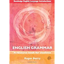 English Grammar (Routledge English Language Introductions) by Roger Berry (2011-11-10)