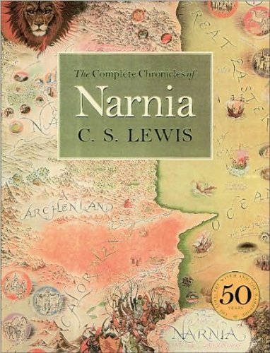 The Complete Chronicles of Narnia (text only) by C. S. Lewis.P. Baynes