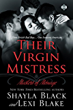 Their Virgin Mistress, Masters of Ménage, Book 7 (English Edition)