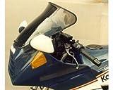 Scheibe MRA-Spoilerscheibe, Kawasaki GPZ 900 R, rauchgrau