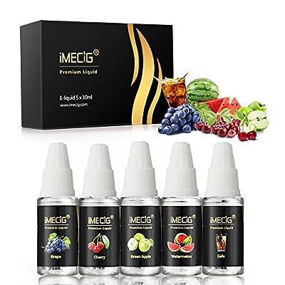 E-liquid No Nicotine from IMECIG