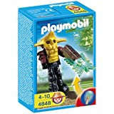 Playmobil 626063 - Tesoro Guardián Arma Verde