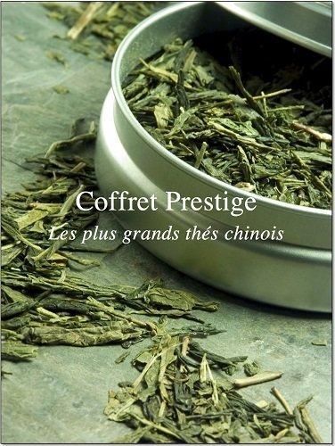 Les grands th&s chinois : Coffret prestige (3 livres) par Li Hong