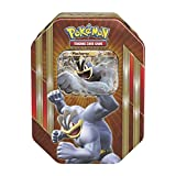 "Best Pokemon Packs Evers - Pokemon ""TCG Spring Tin 2016 Machamp"" Card Game Review"