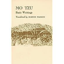 Mo Tzu: Basic Writings (Translations from the Asian Classics)