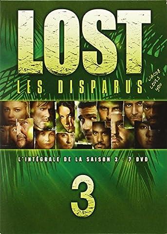 Lost, les disparus : L'intégrale saison 3 - Coffret 7