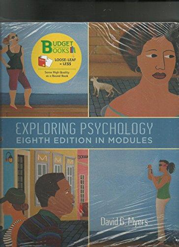 Exploring Psychology W/Access Card