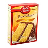 Betty Crocker Cakes