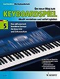 Der neue Weg zum Keyboardspiel, 6 Bde., Bd.5 -