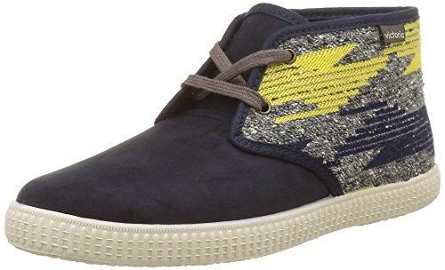 Victoria 1066103, Desert Boots Femme Bleu (Marino)