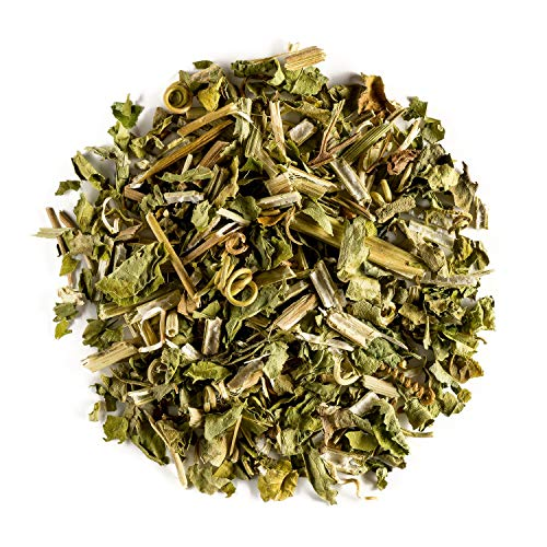 Passion Flower Organic Calming Tea - Whole Leaf Dried Passionflower - Passiflora Incarnata Herb for Anxiety - Maypop - Wild Passion Vile 100g