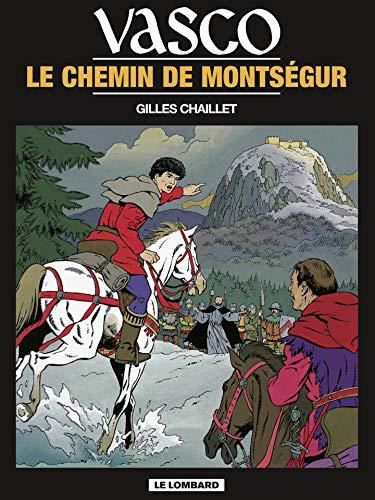 Livre numérique Vasco - tome 8 - Le Chemin de Montségur