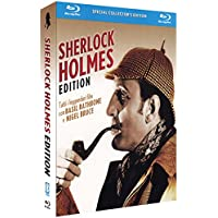 Sherlock Holmes Classic Film Collection - 14 Film