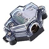 POSSBAY Auto Audio Stromverteiler 1 in 3 out Verteilerblock wasserdicht