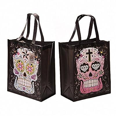 Lauren Billingham Day of The Dead Shopping Bag -, 5PACK
