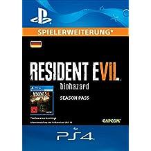 Resident Evil 7 Biohazard: Season Pass [PS4 Download Code - deutsches Konto]